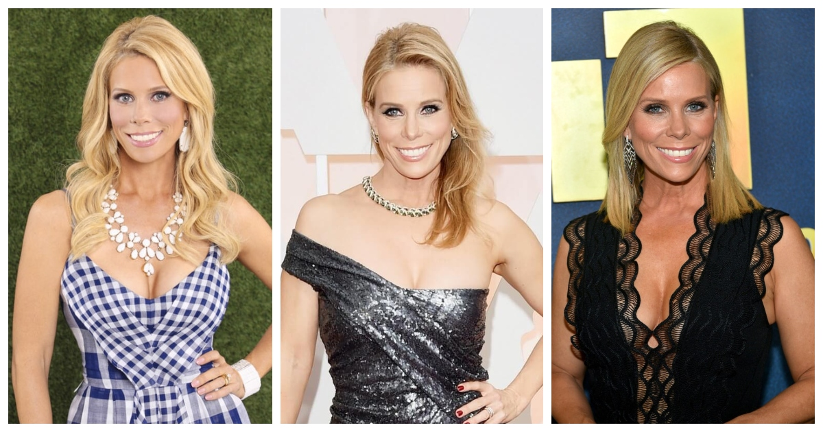 61 Cheryl Hines Sexy Pictures Show Off Her Flawless Figure