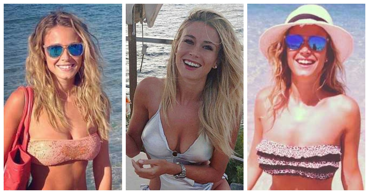 61 Diletta Leotta Sexy Pictures Show Off Her Flawless Figure