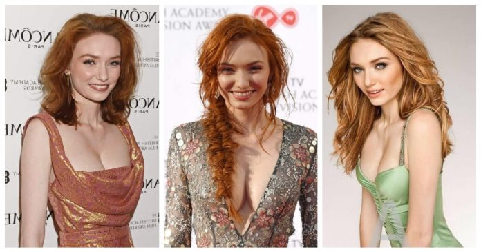 61 Eleanor Tomlinson Sexy Pictures Show Off Her Flawless Figure