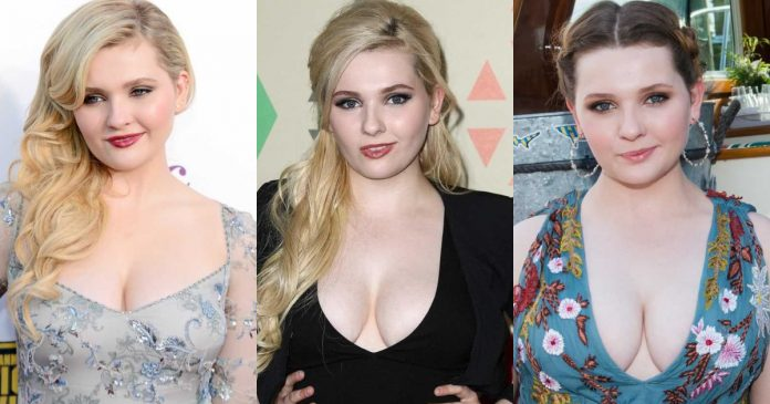 61 Hottest Abigail Breslin Boobs Pictures Show Off Her Perfect Set Of Racks