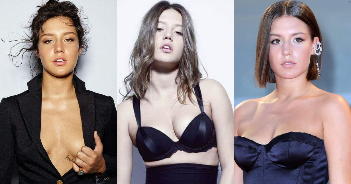 61 Hottest Adèle Exarchopoulos Boobs Pictures You Just Want To Nestle Between Them