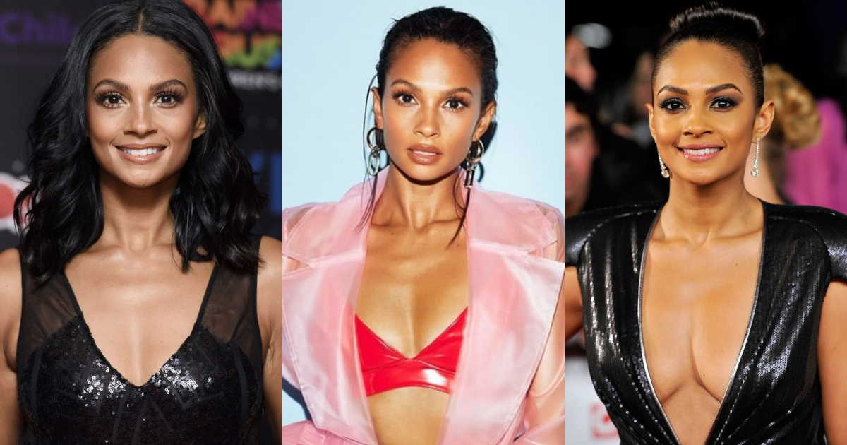 61 Hottest Alesha Dixon Boobs Pictures Show Off Her Perfect Set Of Racks