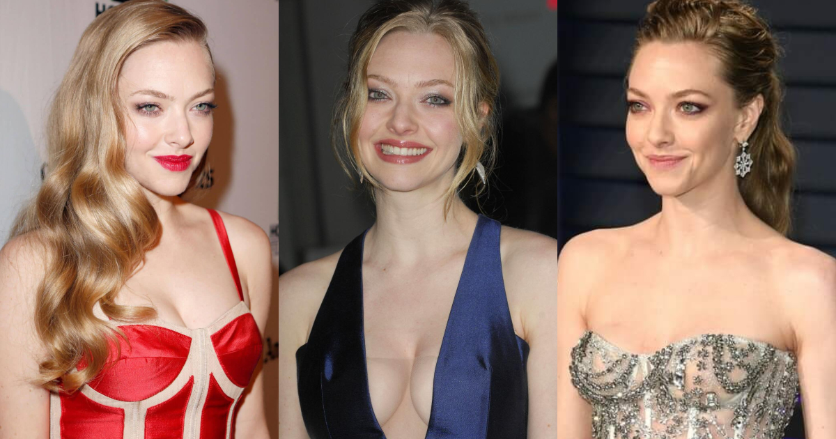 61 Hottest Amanda Seyfried Boobs Pictures You Just Want To Nestle Between Them