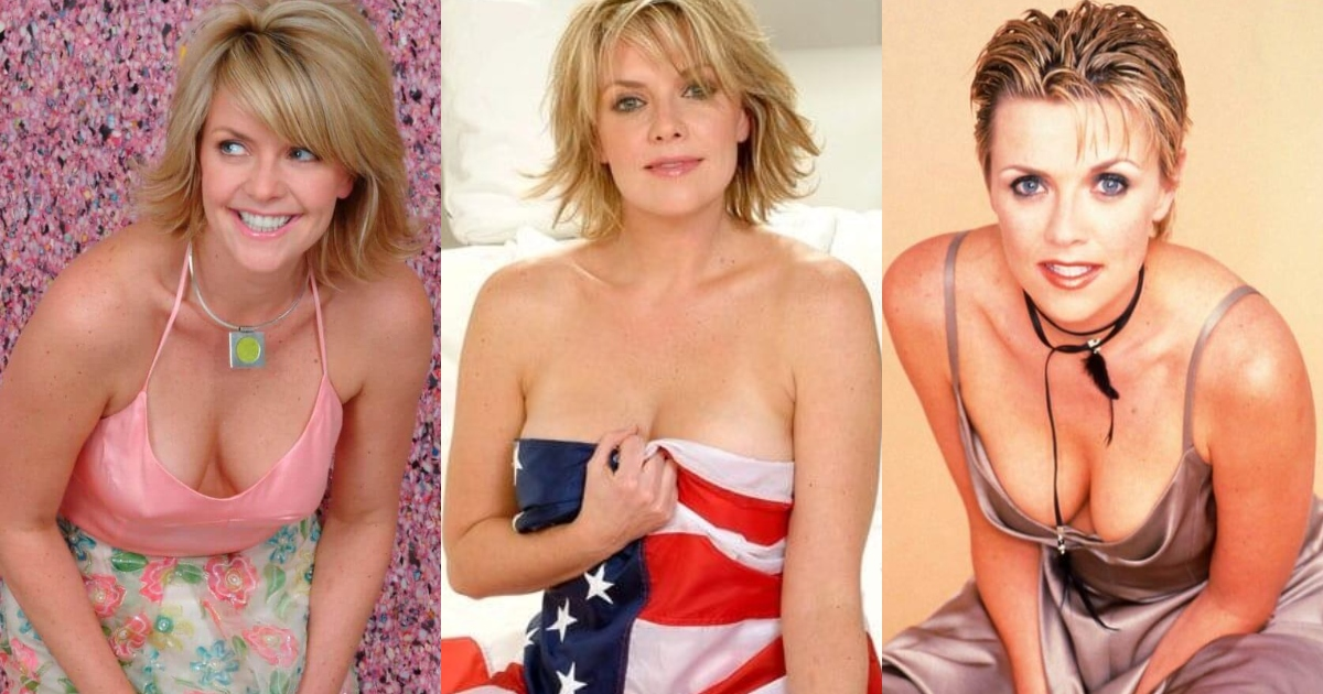 61 Hottest Amanda Tapping Boobs Pictures Are A Perfect Fit To Make Her A Hottie Hit