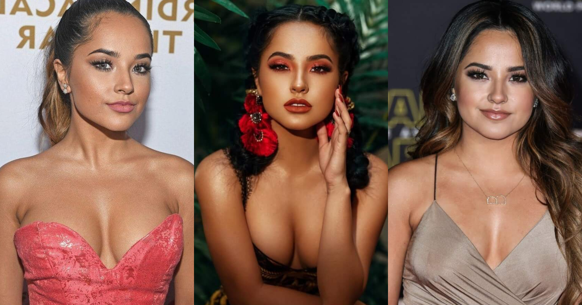 61 Hottest BECKY G Boobs Pictures Are As Soft As They Look