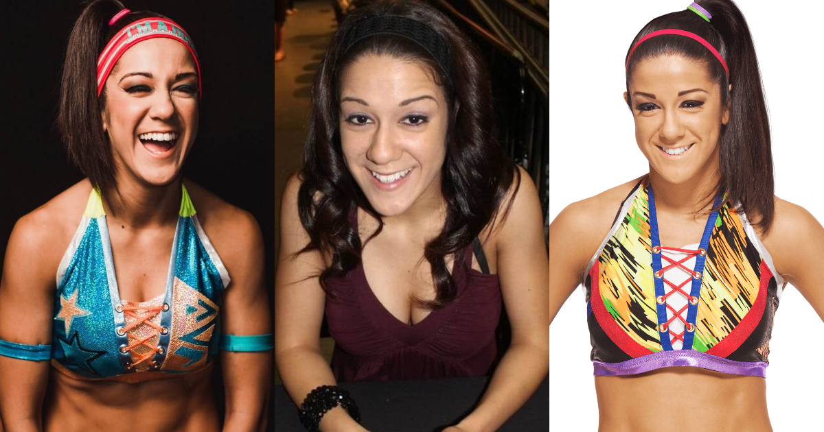 61 Hottest Bayley Boobs Pictures You Just Want To Nestle Between Them