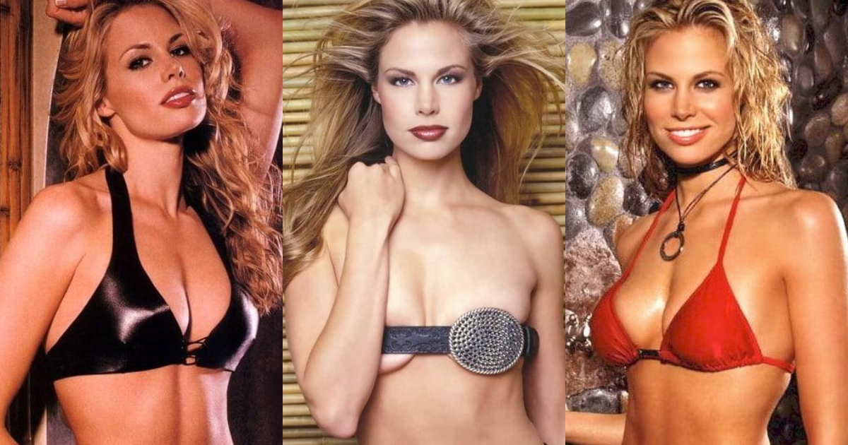 61 Hottest Brooke Burns Boobs Pictures Are As Soft As They Look