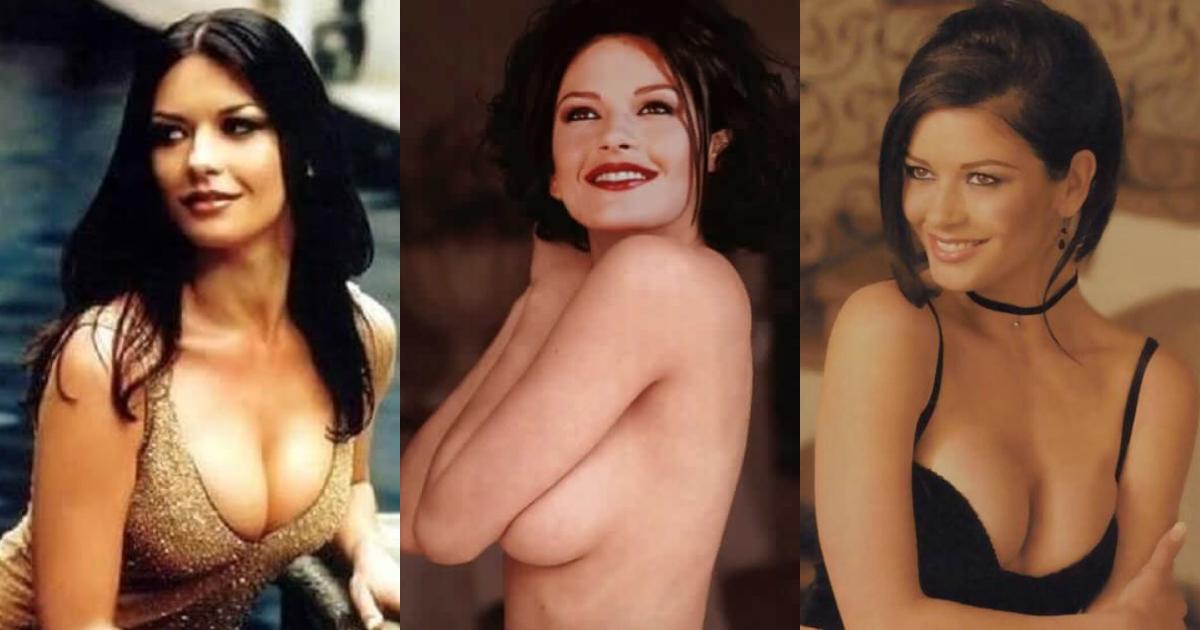 Catherine Zeta Sex