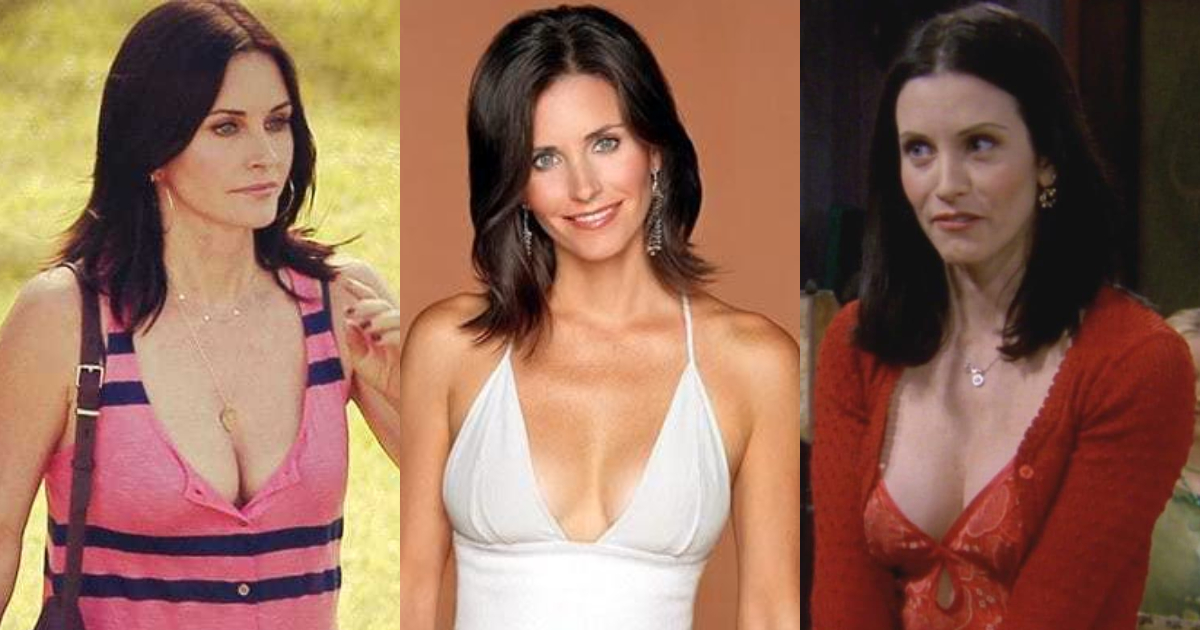 61 Hottest Courteney Cox Boobs Pictures A Visual Treat To Make Your Day