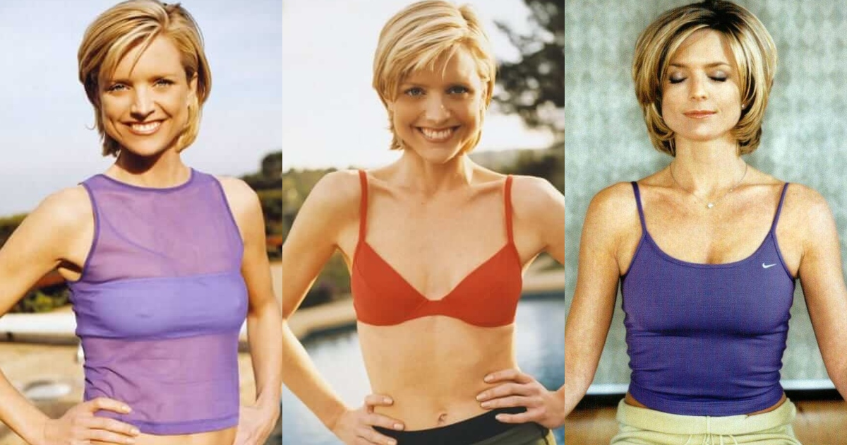 61 Hottest Courtney Thorne-Smith Boobs Pictures Will Tempt You To Hug Her Tightly