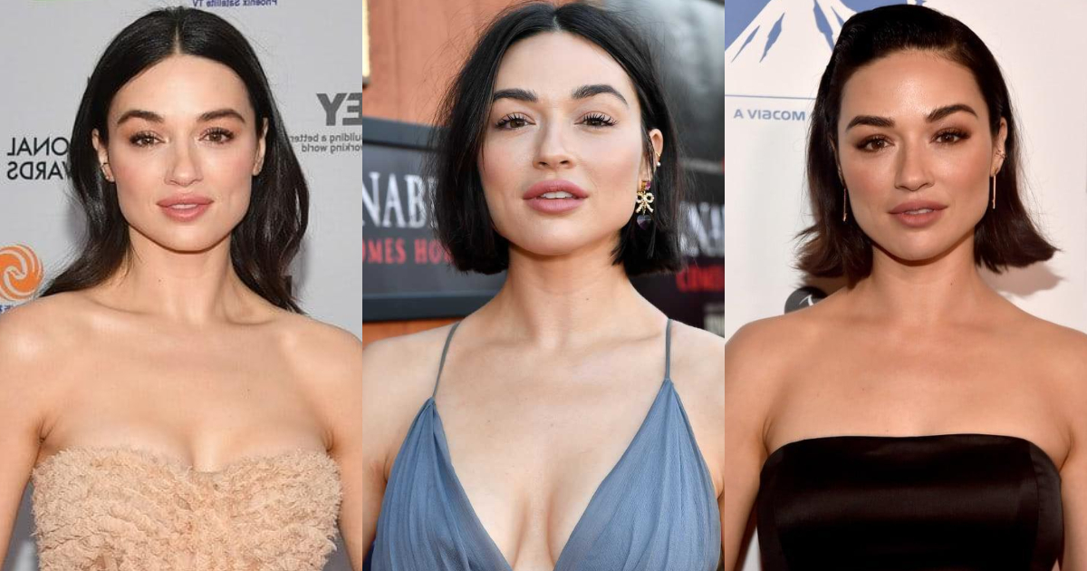 61 Hottest Crystal Reed Boobs Pictures Are As Soft As They Look