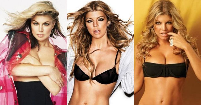 61 Hottest Fergie Boobs Pictures Are Jaw-Dropping And Quite The Looker
