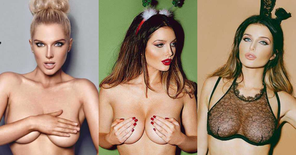 61 Hottest Helen Flanagan Boobs Pictures Are Arousing And Appealing