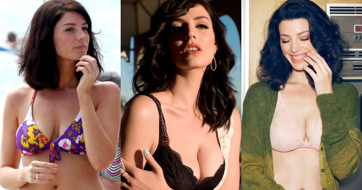 61 Hottest Jessica Pare Boobs Pictures Are Arousing And Appealing