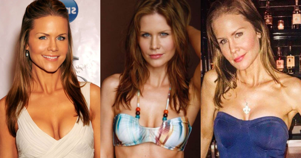 61 Hottest Josie Davis Boobs Pictures Spectacularly Tantalizing Tits