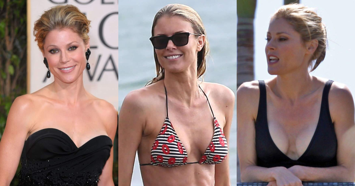 61 Hottest Julie Bowen Boobs Pictures Are As Tight As Can Be
