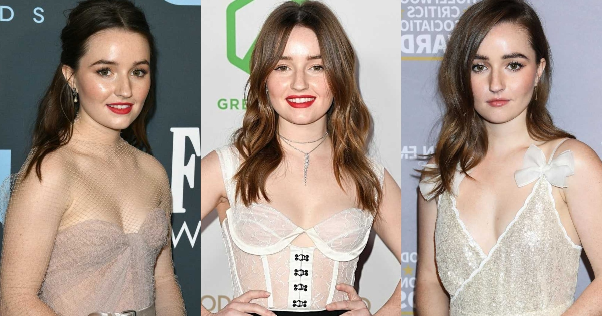 61 Hottest Kaitlyn Dever Boobs Pictures That Look Flaunting In A Bikini