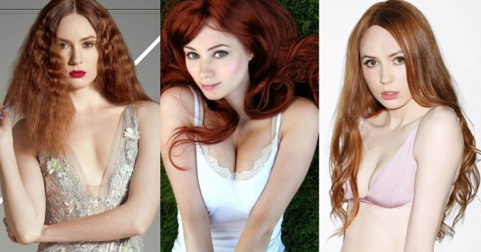 61 Hottest Karen Gillian Boobs Pictures Are As Soft As They Look