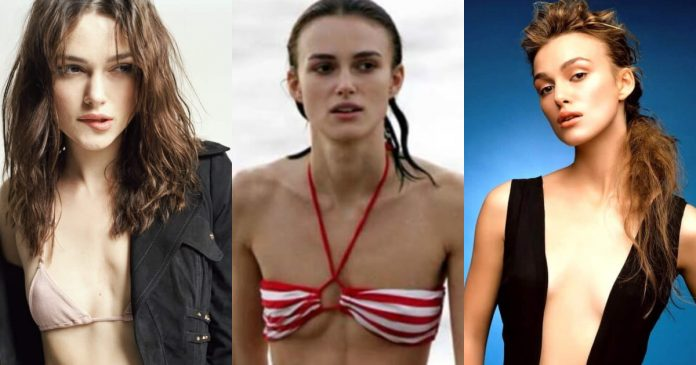 61 Hottest Keira Knightley Boobs Pictures Are Arousing And Appealing