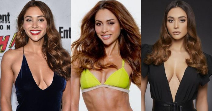 61 Hottest Lindsey Morgan Boobs Pictures That Look Flaunting In A Bikini