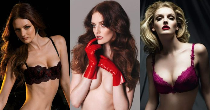 61 Hottest Lydia Hearst Boobs Pictures Spectacularly Tantalizing Tits
