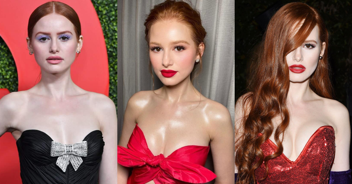 61 Hottest Madelaine Petsch Boobs Pictures Will Tempt You To Hug Her Tightly