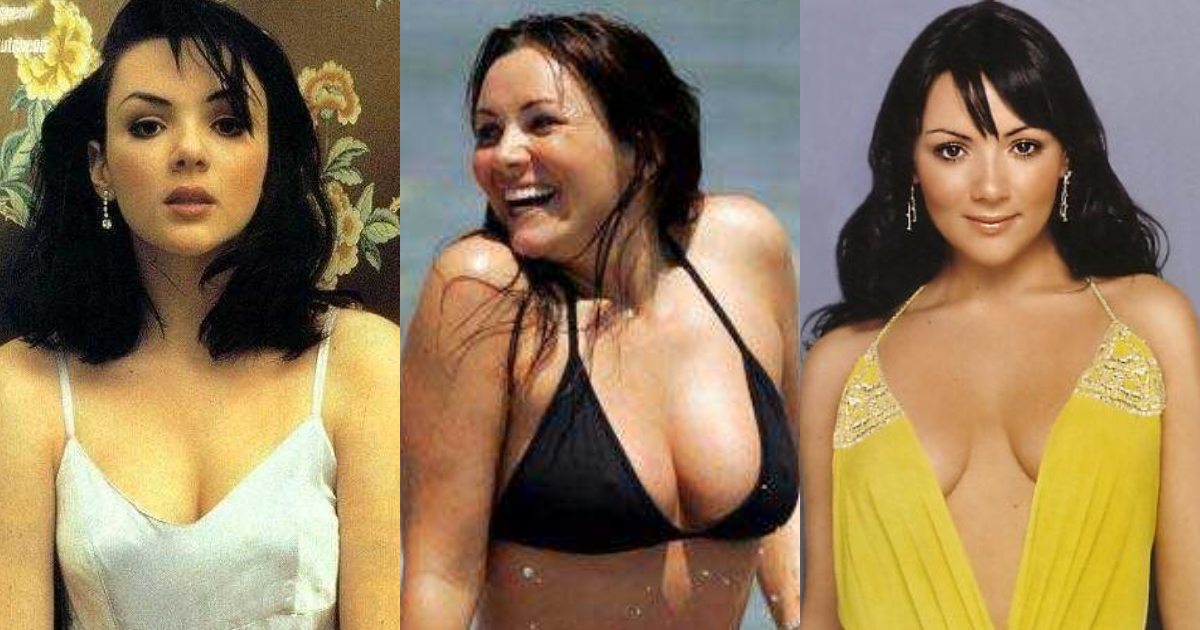61 Hottest Martine McCutcheon Boobs Pictures That Are Ravishingly Revealing