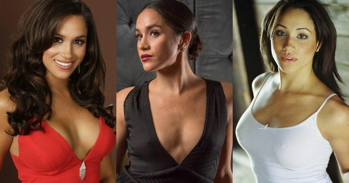 61 Hottest Meghan Markle Boobs Pictures Are Jaw-Dropping And Quite The Looker