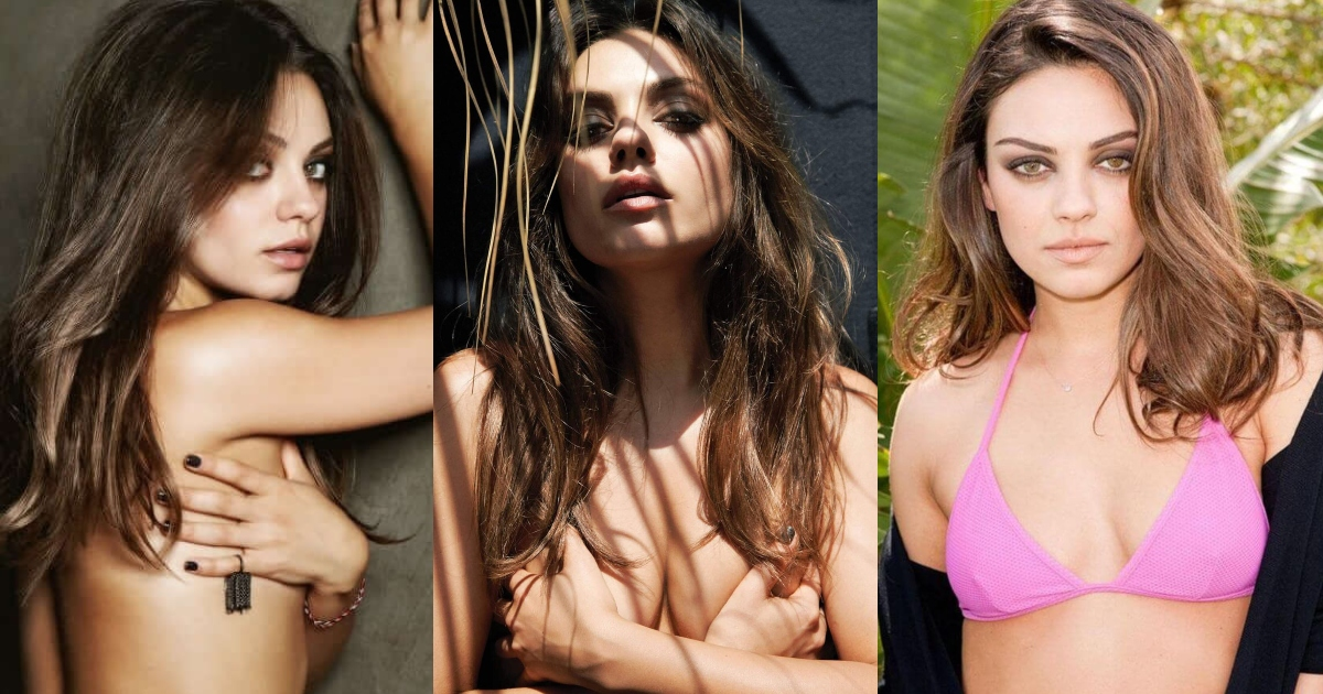 61 Hottest Mila Kunis Boobs Pictures A Visual Treat To Make Your Day