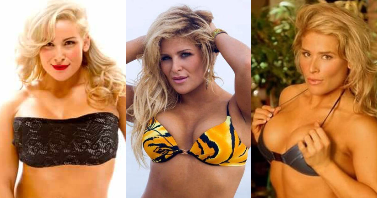 61 Hottest Natalya Neidhart Boobs Pictures That Look Flaunting In A Bikini