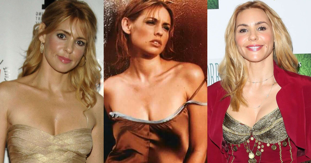 61 Hottest Olivia d'Abo Boobs Pictures Are Arousing And Appealing