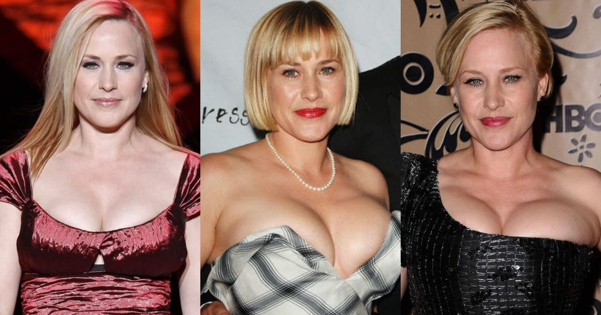 61 Hottest Patricia Arquette Boobs Pictures That Are Ravishingly Revealing