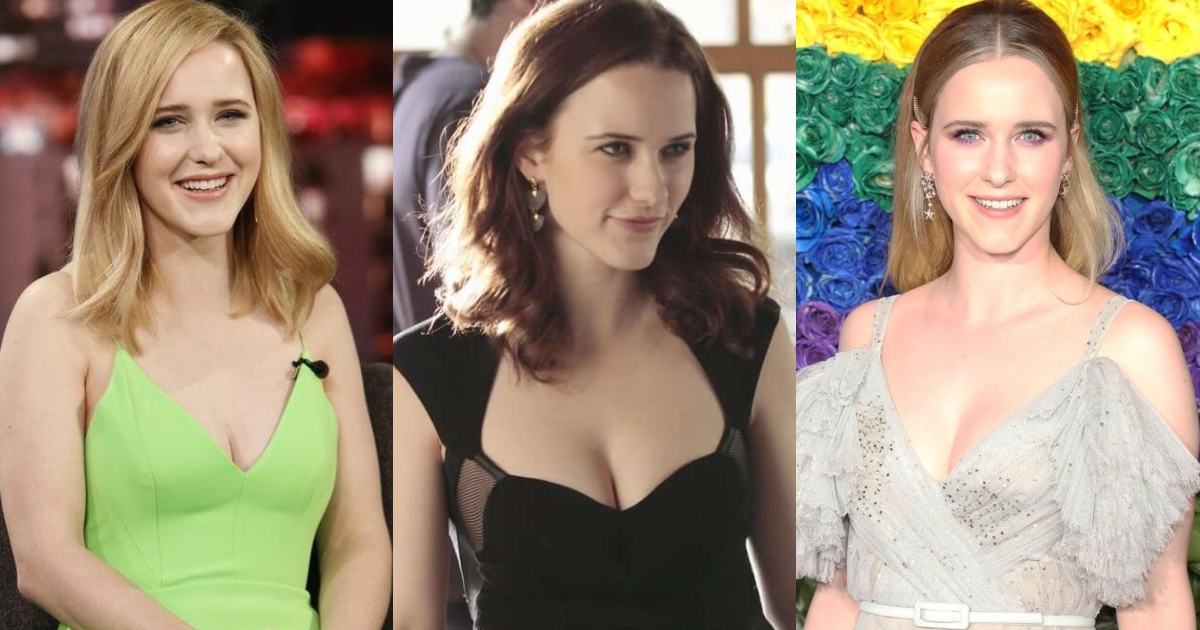 61 Hottest Rachel Brosnahan Boobs Pictures You Just Want To Nestle Between Them