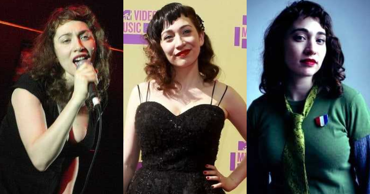61 Hottest Regina Spektor Boobs Pictures Spectacularly Tantalizing Tits