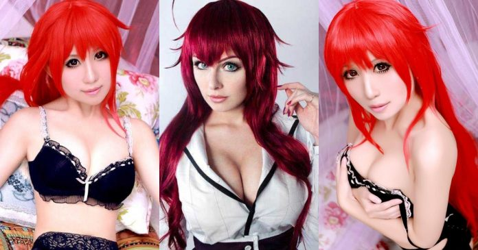 61 Hottest Rias Gremory Boobs Pictures Show Off Her Perfect Set Of Racks