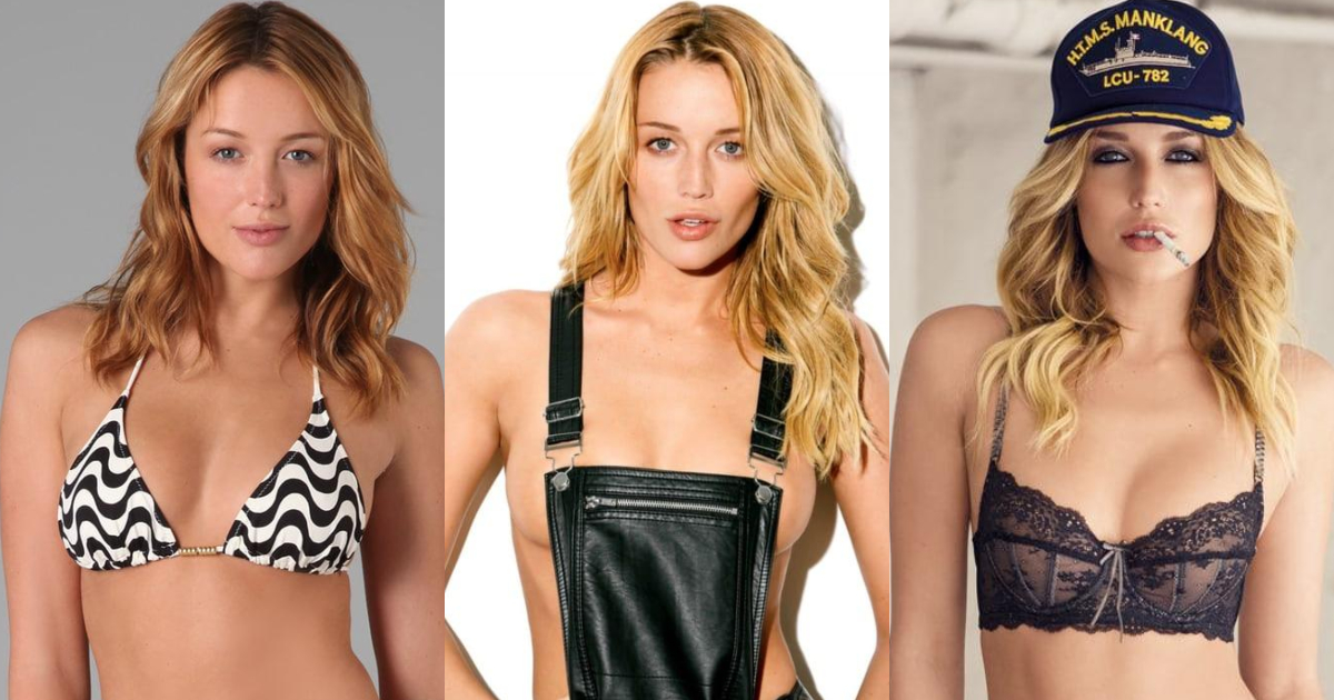 61 Hottest Sarah Dumont Boobs Pictures That Look Flaunting In A Bikini