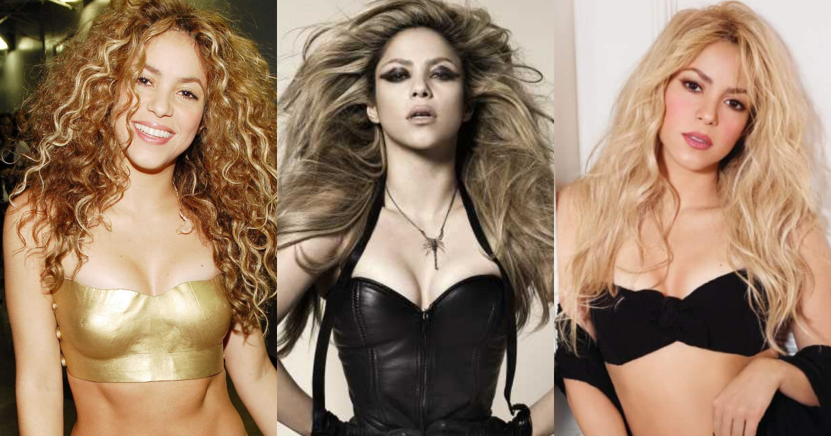 61 Hottest Shakira Boobs Pictures That Look Flaunting In A Bikini