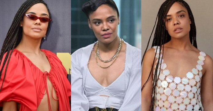 61 Hottest Tessa Thompson Boobs Pictures Show Off Her Perfect Set Of Racks