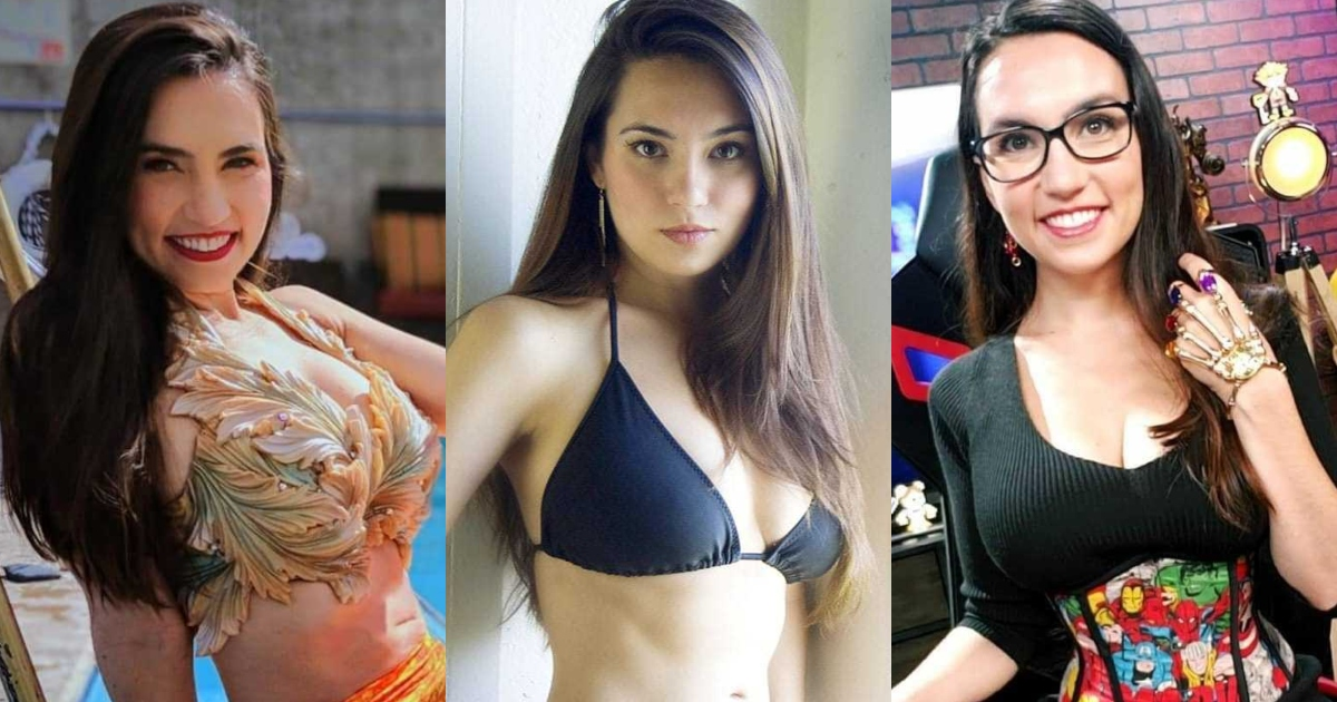 61 Hottest Trisha Hershberger Boobs Pictures That Look Flaunting In A Bikini