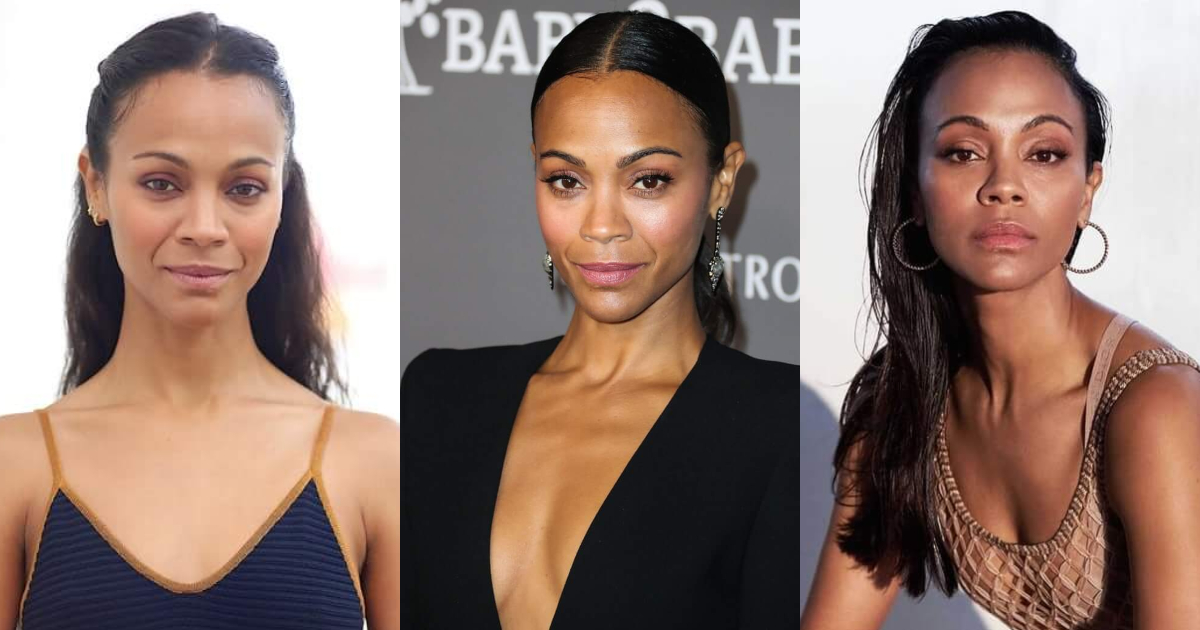 61 Hottest Zoe Saldana Boobs Pictures Are Arousing And Appealing