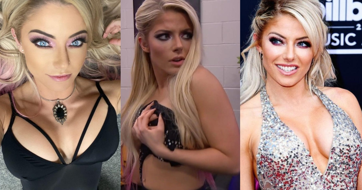 61 Sexiest Alexa Bliss Boobs Pictures Are A Feast For Your Eyes