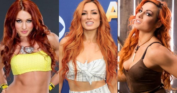 61 Sexiest Becky Lynch Boobs Pictures Will Make You Envy The Photographer