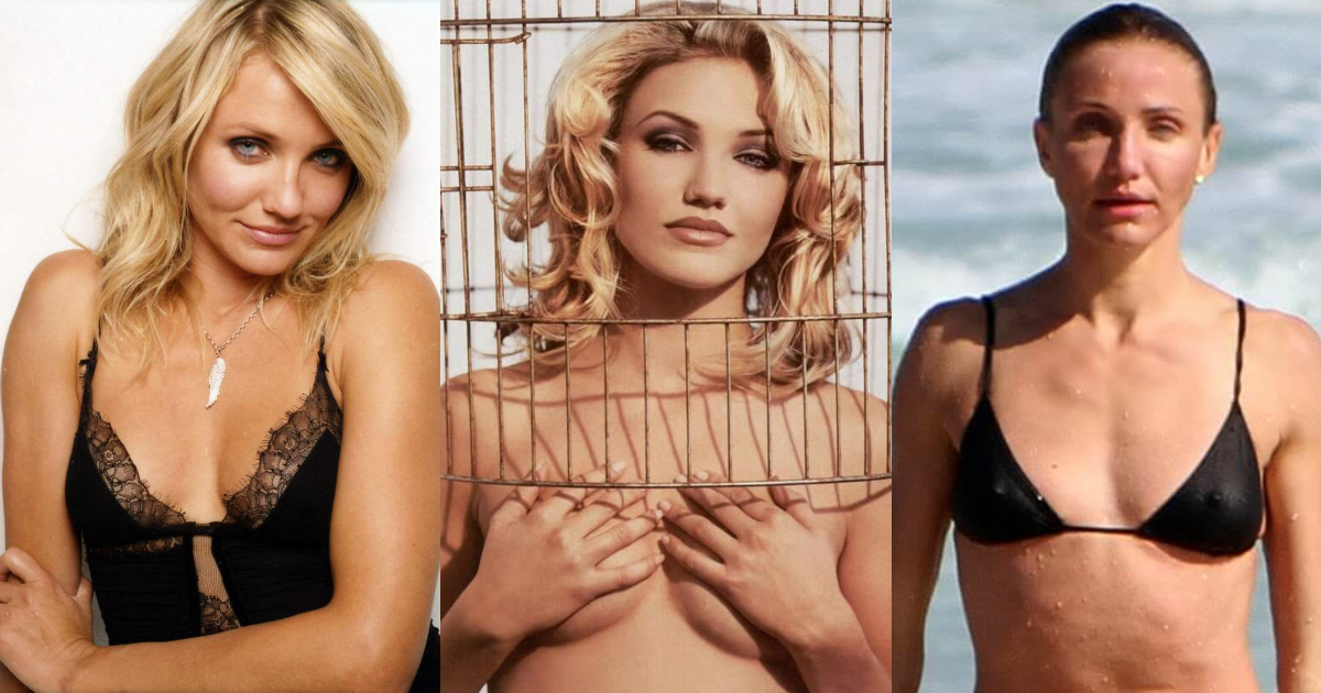 61 Sexiest Cameron Diaz Boobs Pictures An Exquisite View In Every Angle