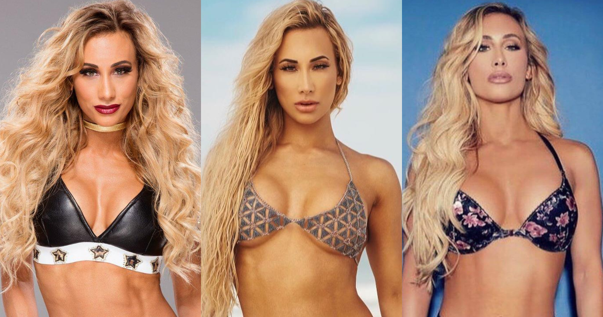 61 Sexiest Carmella Boobs Pictures An Exquisite View In Every Angle
