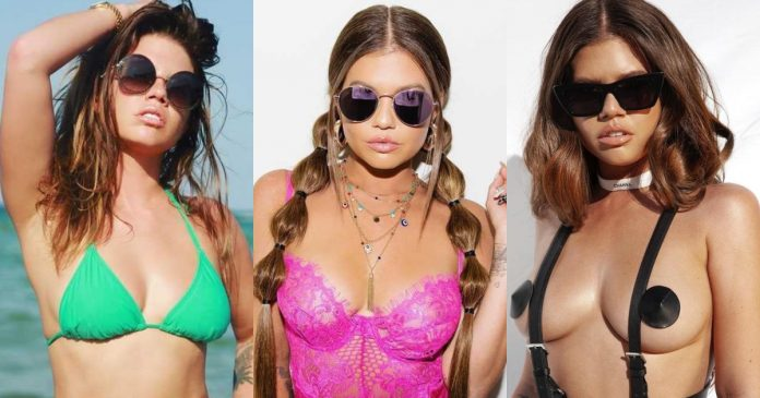 61 Sexiest Chanel West Coast Boobs Pictures Will Make You Feel Thirsty For Her Melons