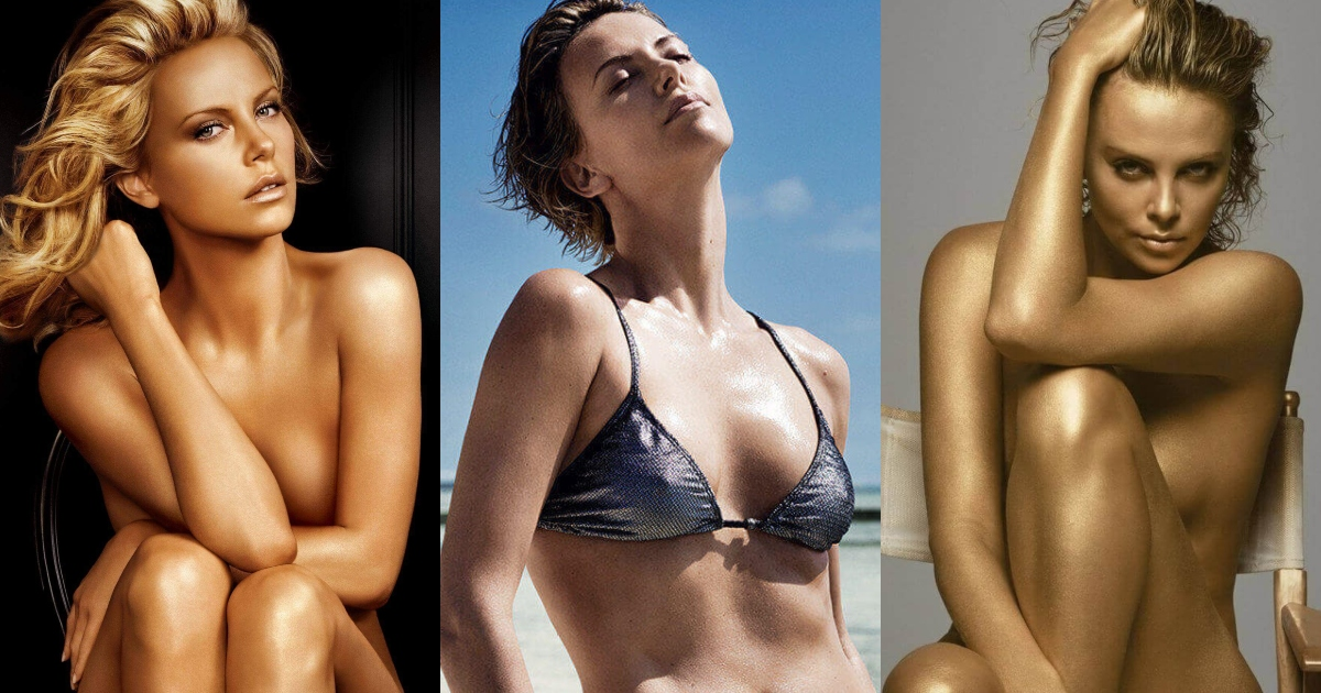 61 Sexiest Charlize Theron Boobs Pictures Can Have You Hypnotized