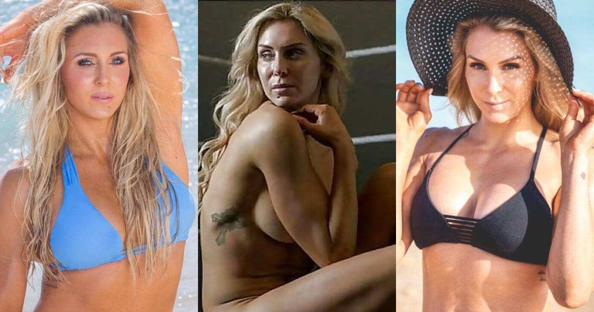 61 Sexiest Charlotte Flair Boobs Pictures Will Have You Staring At Them All Day Long