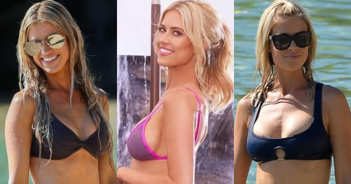 61 Sexiest Christina Anstead Boobs Pictures Will Make You Feel Thirsty For Her Melons