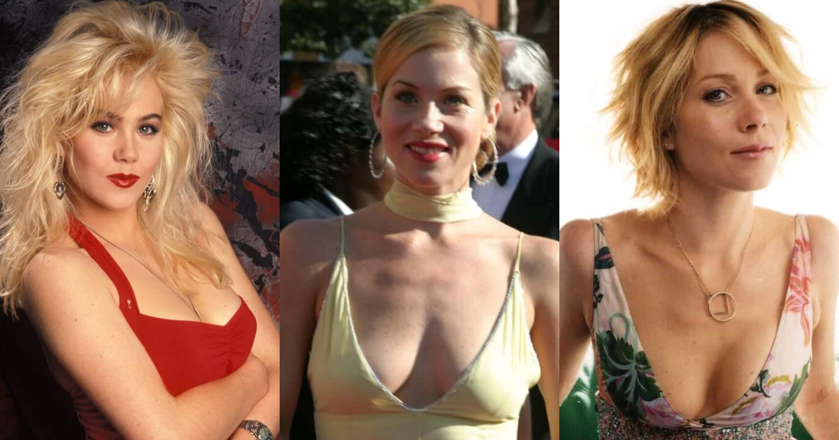 61 Sexiest Christina Applegate Boobs Pictures Are Sexually Raunchy