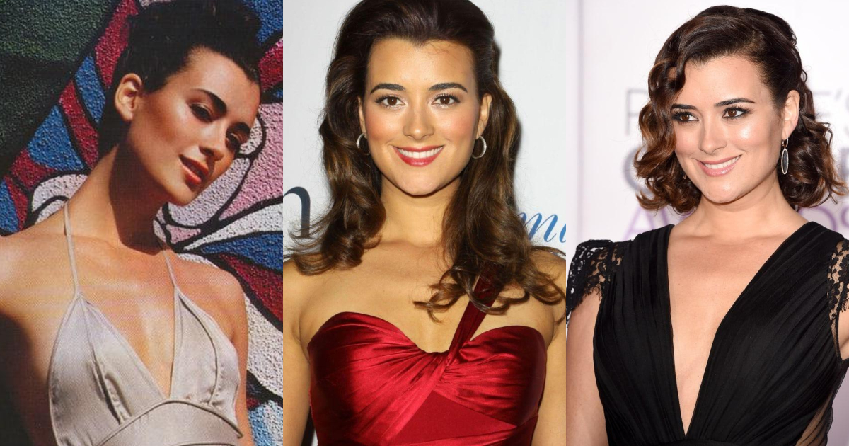 61 Sexiest Cote de Pablo Boobs Pictures Will Make You Feel Thirsty For Her Melons